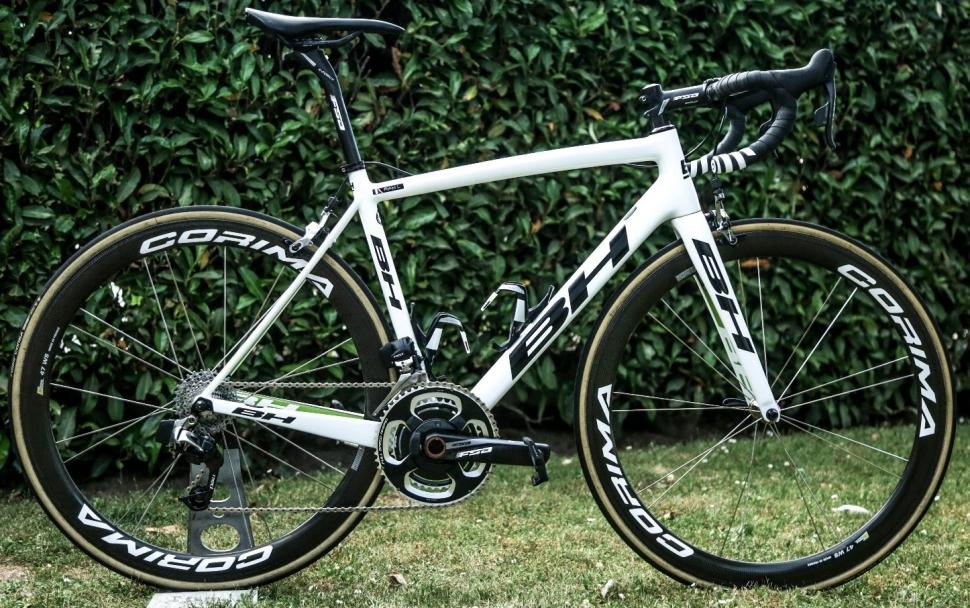 Fortuneo-Samsic BH bike