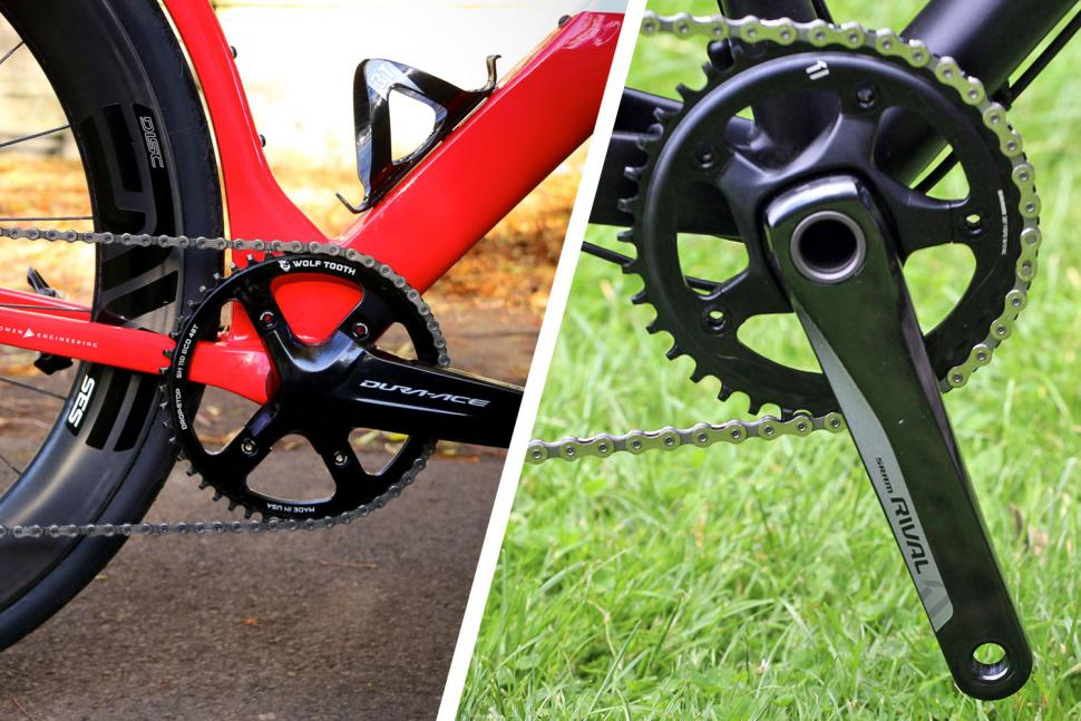 Is the front mech dead  Is there a future for the front derailleur ... 1c8a0e2e0