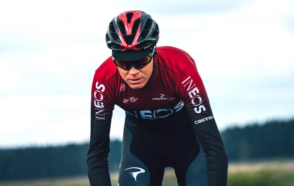 Froome Ineos Oakley 2019