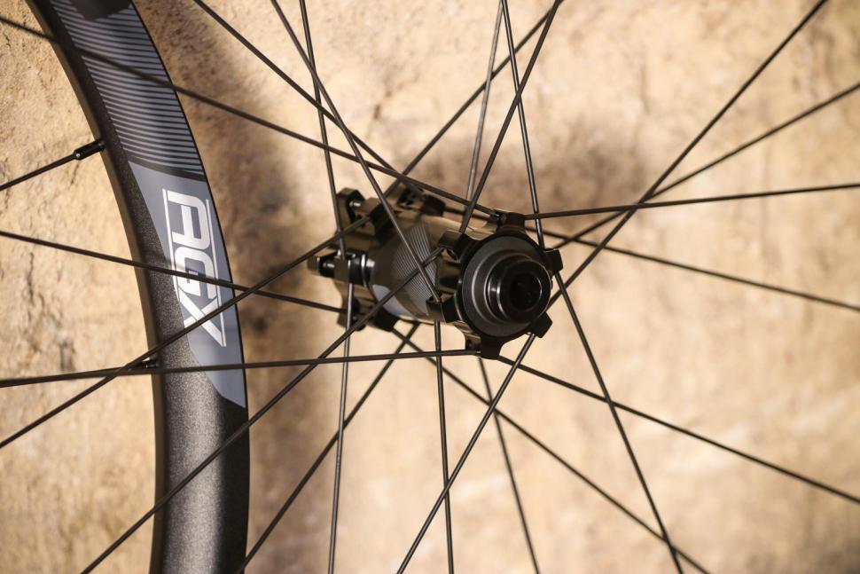 FSA AGX gravel wheelset - front hub.jpg
