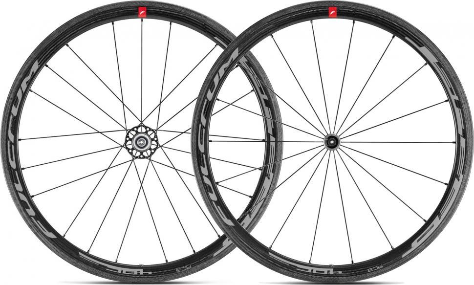 Fulcrum Speed 40C pair
