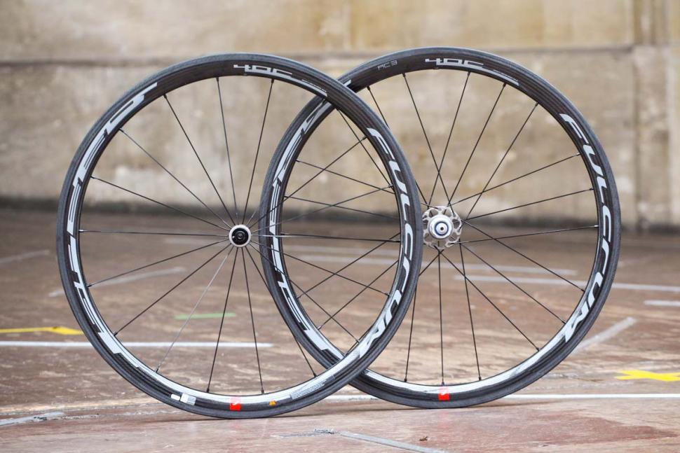 Review  Fulcrum Racing Speed 40C Carbon Wheelset  f033679c4