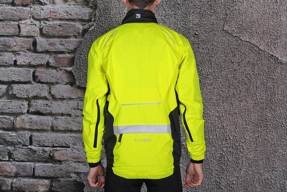 Funkier Attack WJ-1327 Gents Waterproof Jacket - back.jpg