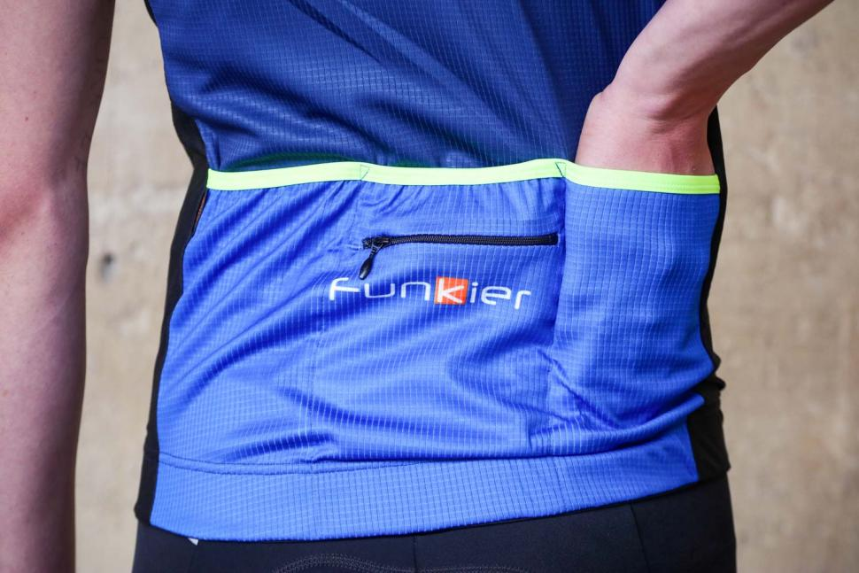 Funkier F-Ride Active Leisure SS Jersey in Blue - pocket.jpg