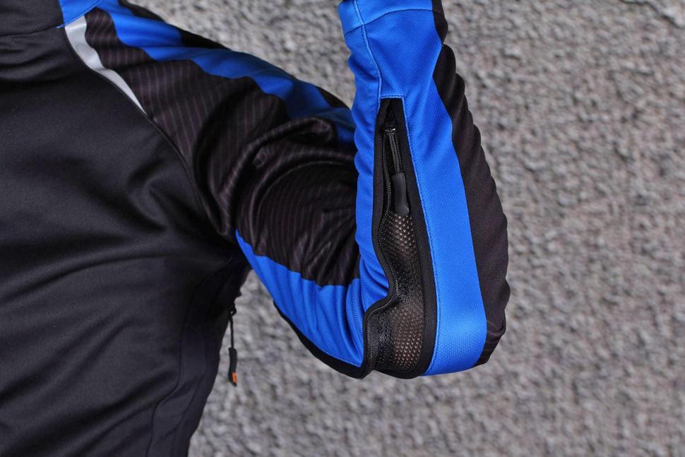 Funkier Tornado WJ-1326 Gents TPU Thermal Jacket - vent arm.jpg