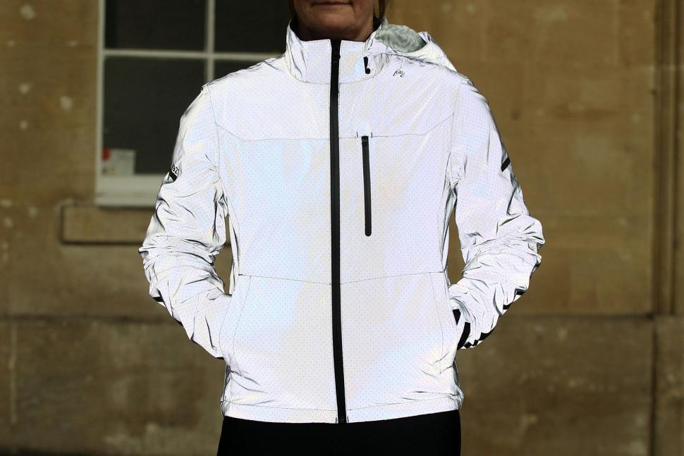 FWE Womens Kennington FX Reflective Waterproof Jacket - reflective.jpg 03f36b01e