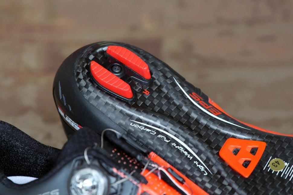 Gaerne Carbon G .Stilo Spd-SL Road Shoes 2017 - sole heel.jpg