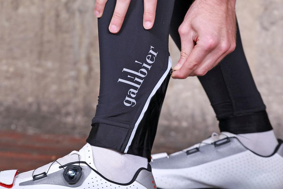 Galibier Ardennes Roubaix Leg Warmer - zip.jpg