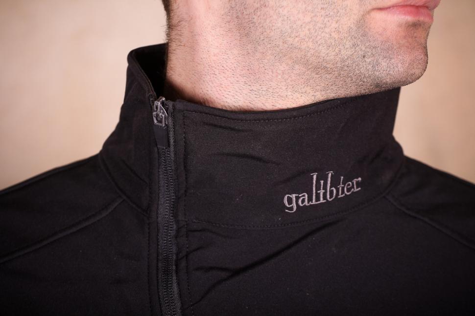 Galibier Bedoin Podium Jacket - collar.jpg