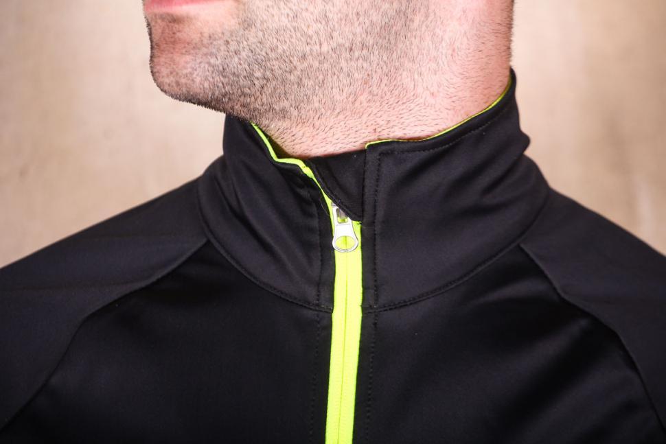 Galibier Mistral Foul Weather jacket - collar.jpg