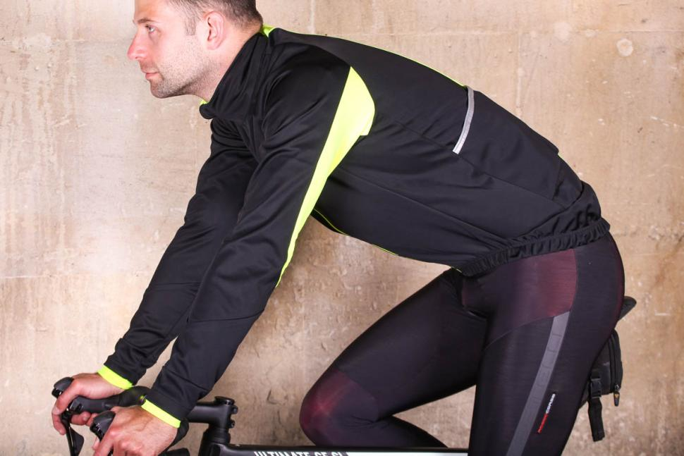 Galibier Mistral Foul Weather jacket - riding.jpg