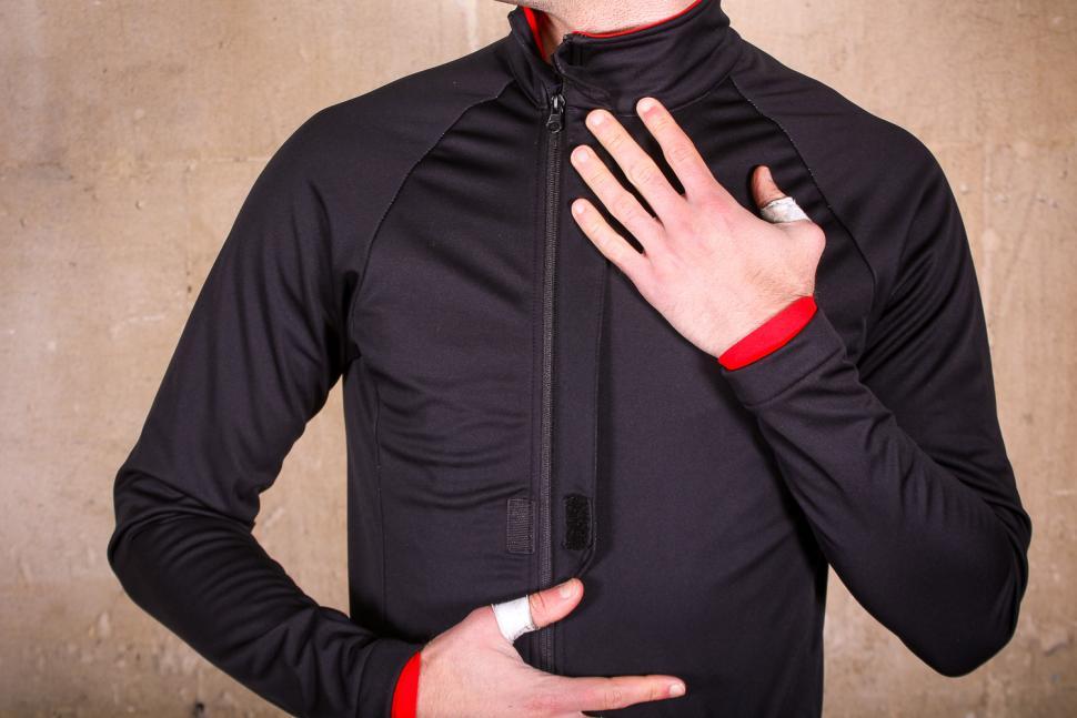 Galibier Mistral Pro Jacket - zip.jpg