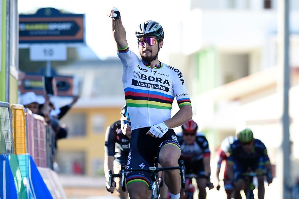 Gara Ciclistica Tirreno Adriatico 2017 - Terza tappa - Monterotondo Marittimo-Montalto di Castro km 204.jpg