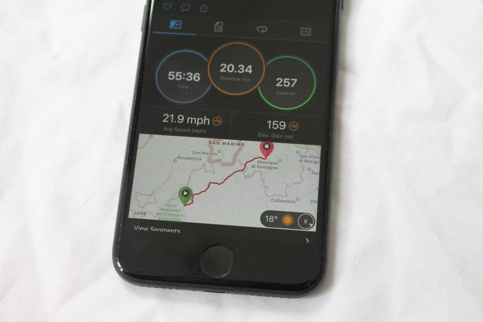 Cycling App of the Week: Garmin Connect Mobile | road cc