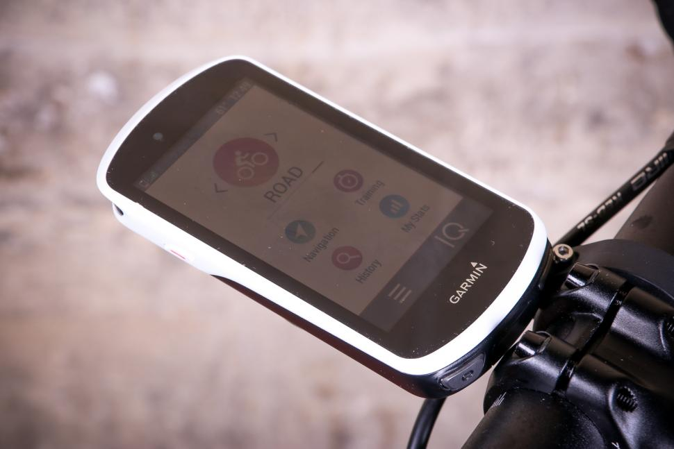 Review: Garmin Edge 1030 cycling computer | road cc