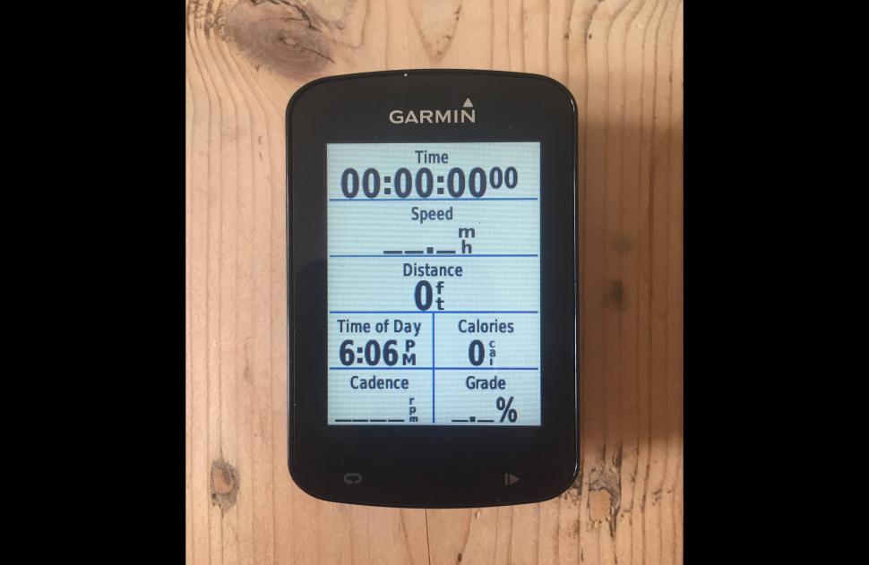 Garmin Edge 820 - screen 2.JPG