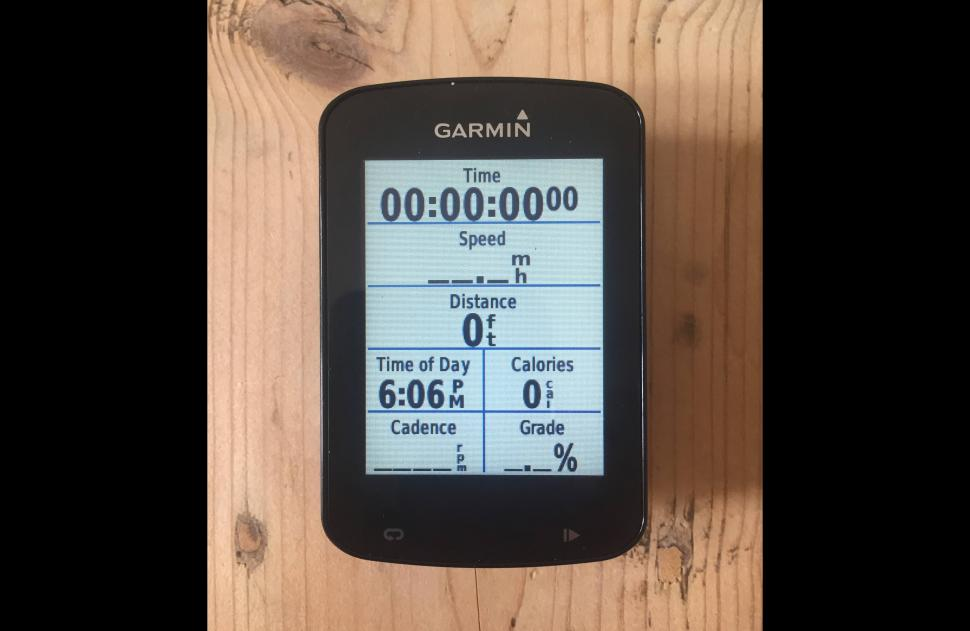 Garmin Edge 820 - screen 2.JPG