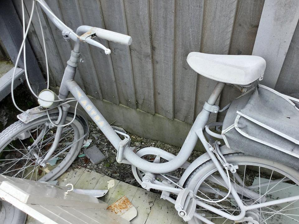 Ghost bike on Facebook Marketplace