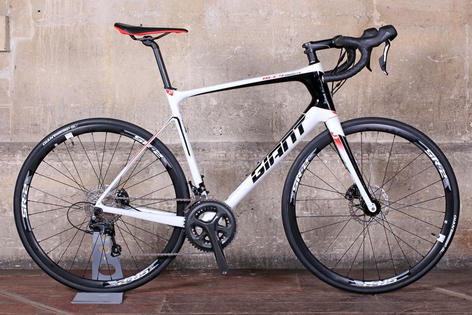c41940b5733 Review: Giant Defy Advanced 3 | road.cc