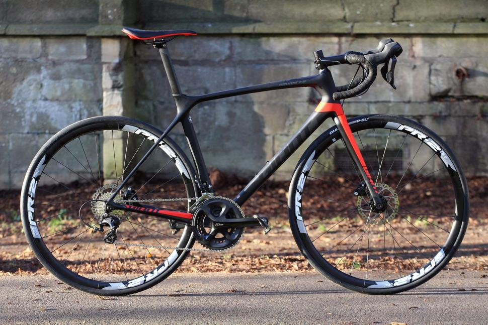 2825a5233b4 Review: Giant TCR Advanced 2 Disc | road.cc