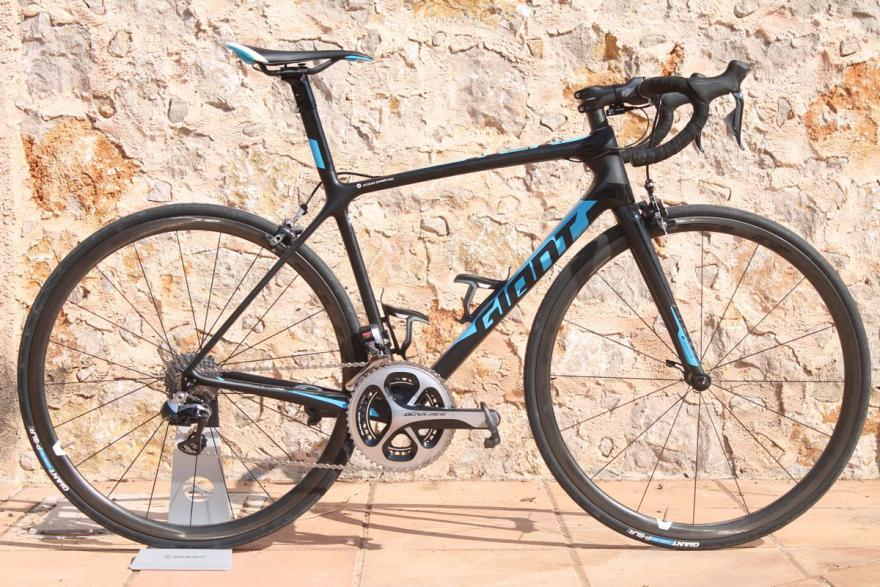 Giant TCR Advanced SL 2016 static  - 1