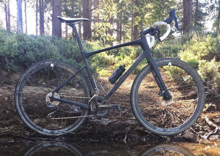 giant bicycles reveal prototype carbon gravel bike. Black Bedroom Furniture Sets. Home Design Ideas