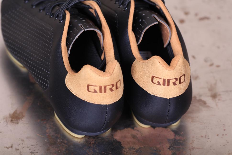 Giro Civila Womens Road Cycling Shoes - heels.jpg