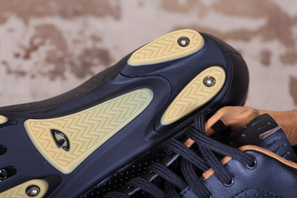 Giro Civila Womens Road Cycling Shoes - sole heel.jpg