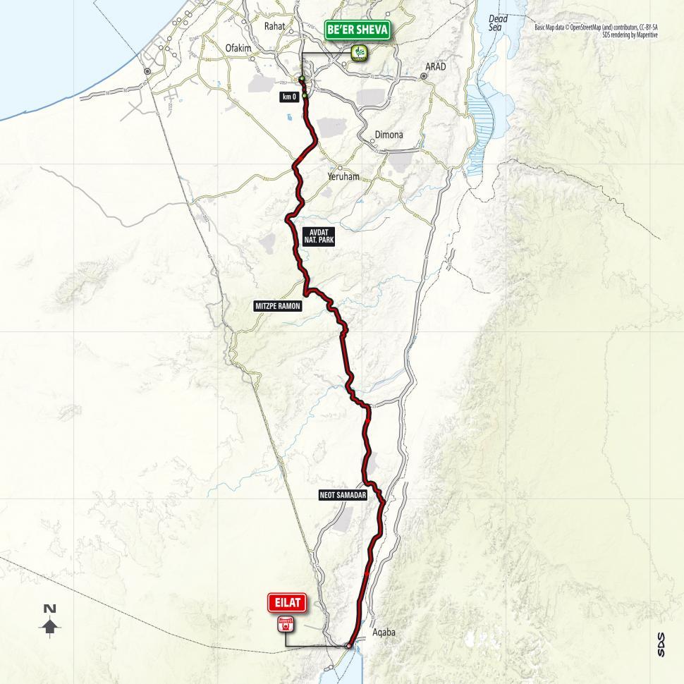 Giro d'Italia 2018 Stage 03 map.jpg