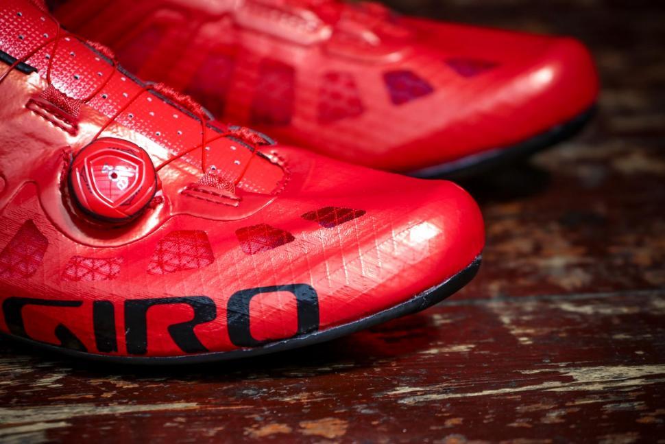 Giro Imperial Road cycling Shoe - toe.jpg