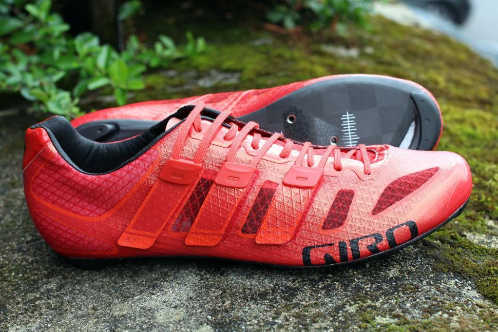 Giro Prolight Techlace Cycling Shoes - side.jpg