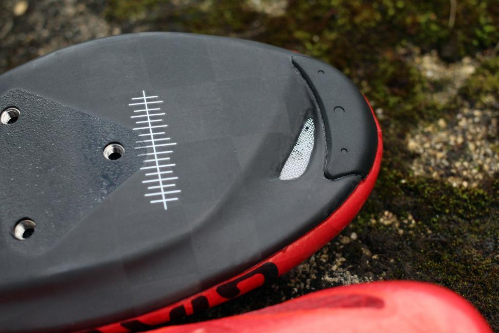 Giro Prolight Techlace Cycling Shoes - sole toe.jpg