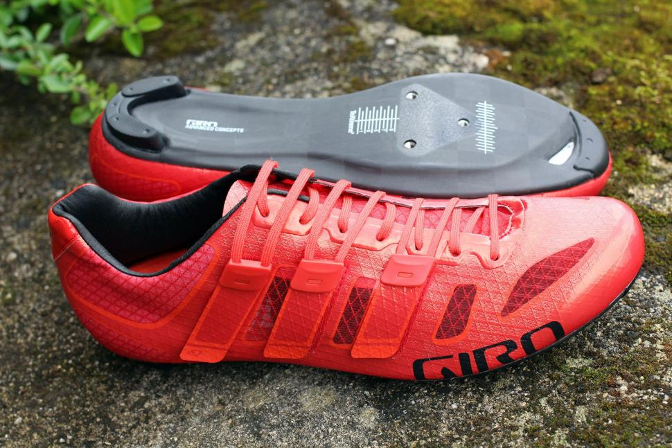ca0c31431d5c5e Review  Giro Prolight Techlace Cycling Shoes