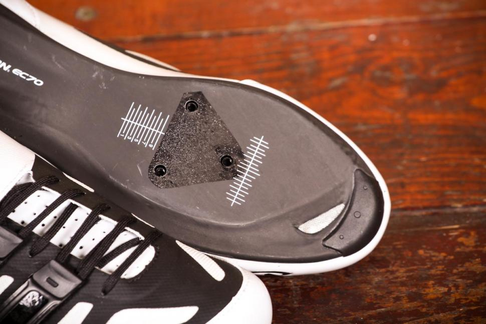 Giro Sentrie Techlace shoes - sole toe.jpg