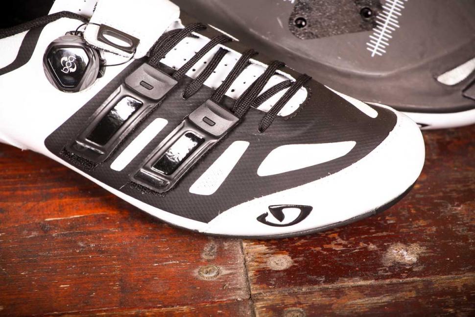 Giro Sentrie Techlace shoes - toe.jpg