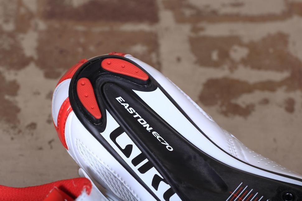 Giro Trans Road Cycling Shoes - sole heel.jpg