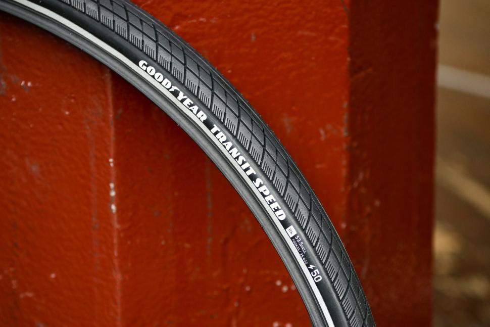 Goodyear Transit Speed S3 Shell Urban tyre