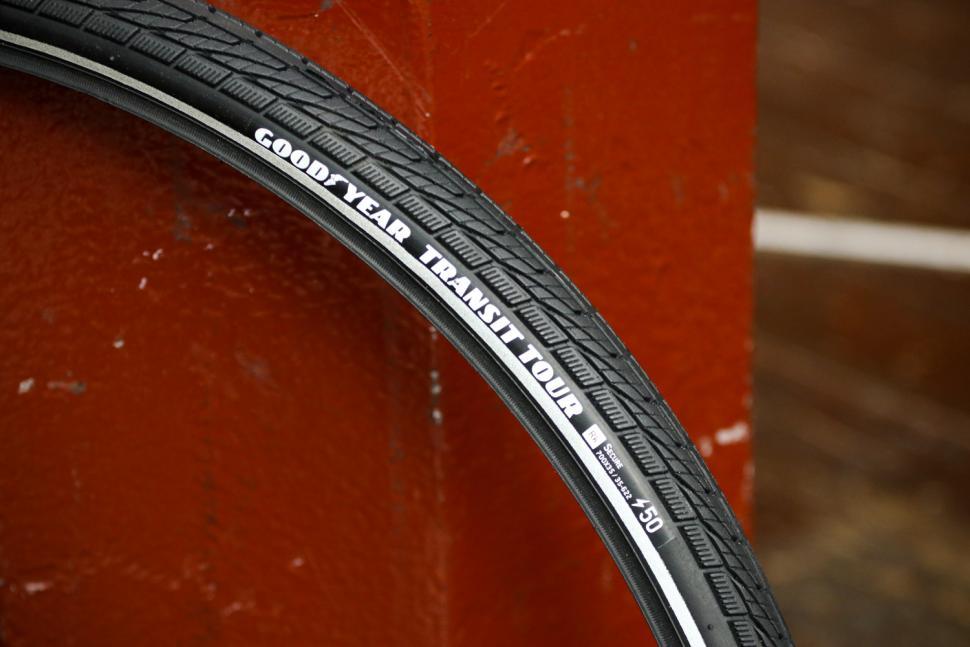 Goodyear Transit Tour S5 Secure Reflect Urban tyre