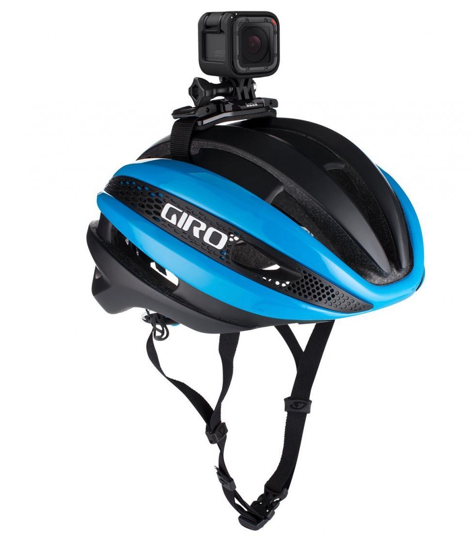 GoPro helmet mount - 1