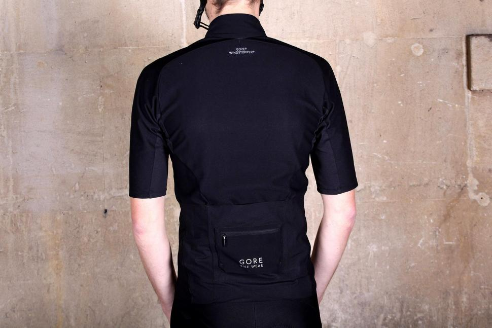 Gore Apparel Oxygen Classic Windstopper jersey - back.jpg