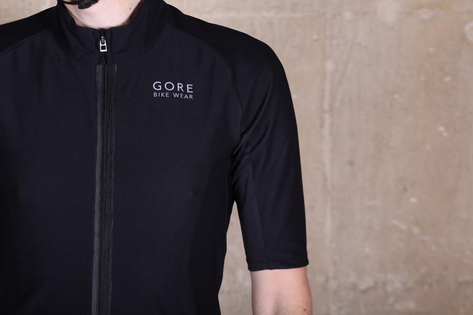 Gore Apparel Oxygen Classic Windstopper jersey - sleeve.jpg