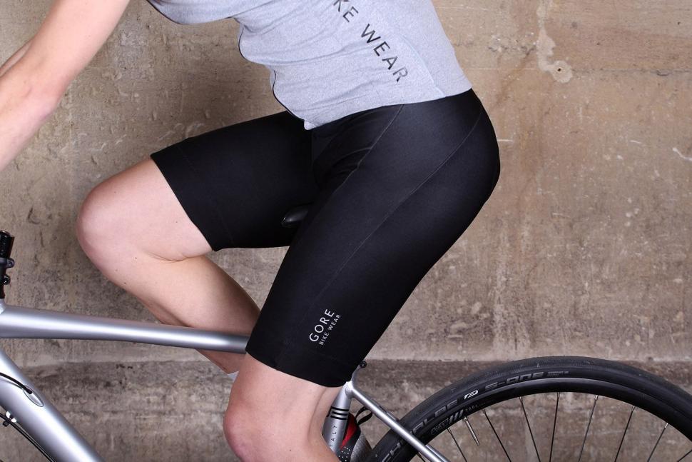Review  Gore Bike Wear Oxygen Classics Windstopper Bibshorts  dbc27081f4c