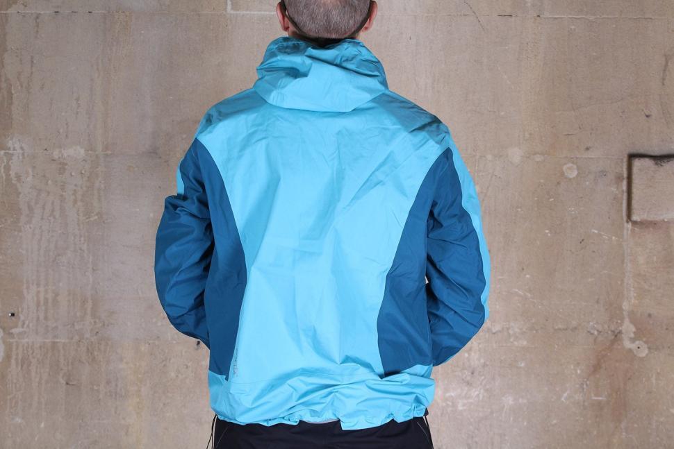 Gore Bike Wear Mens Power Trail Gore-Tex Active Jacket - back.jpg