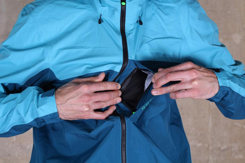 Review Gore Power Trail Gore Tex Active Jacket Road Cc