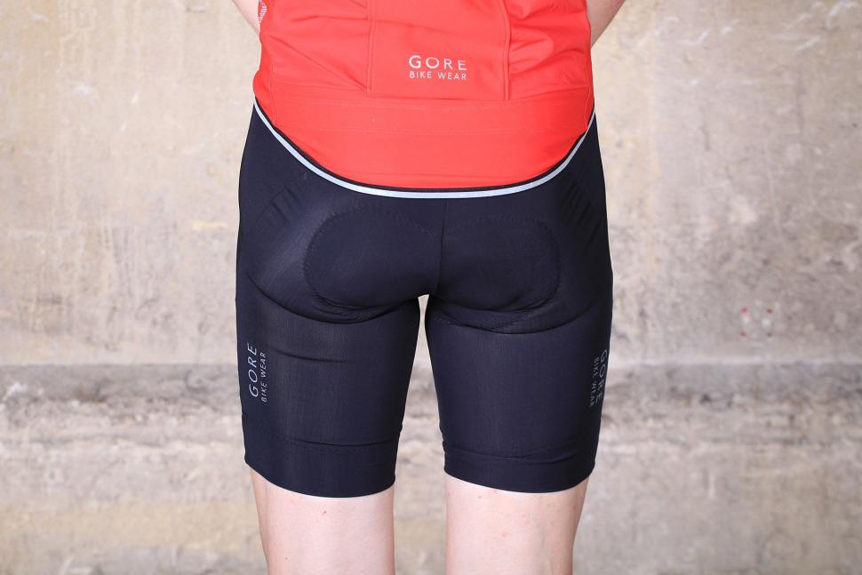Gore Bike Wear Oxygen 2.0 Bibtights short plus - back.jpg