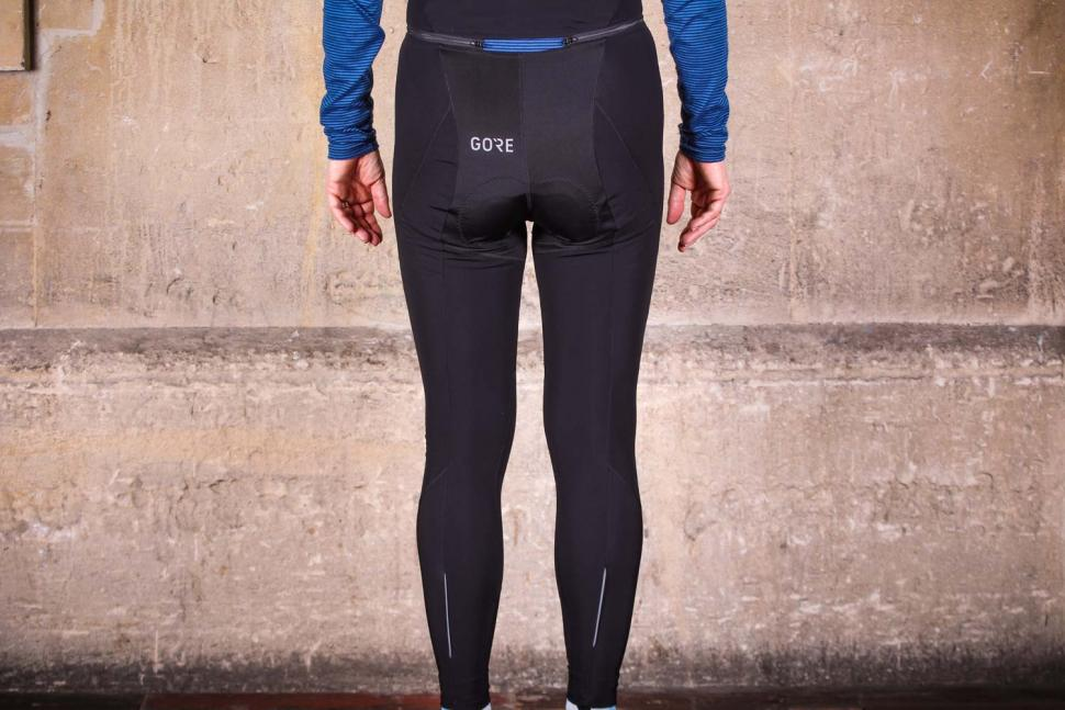 Gore C3 Women Thermo Bib Tights - back.jpg