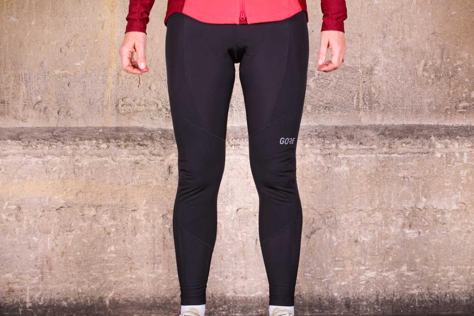 Gore C3 Women Thermo Bib Tights - front.jpg