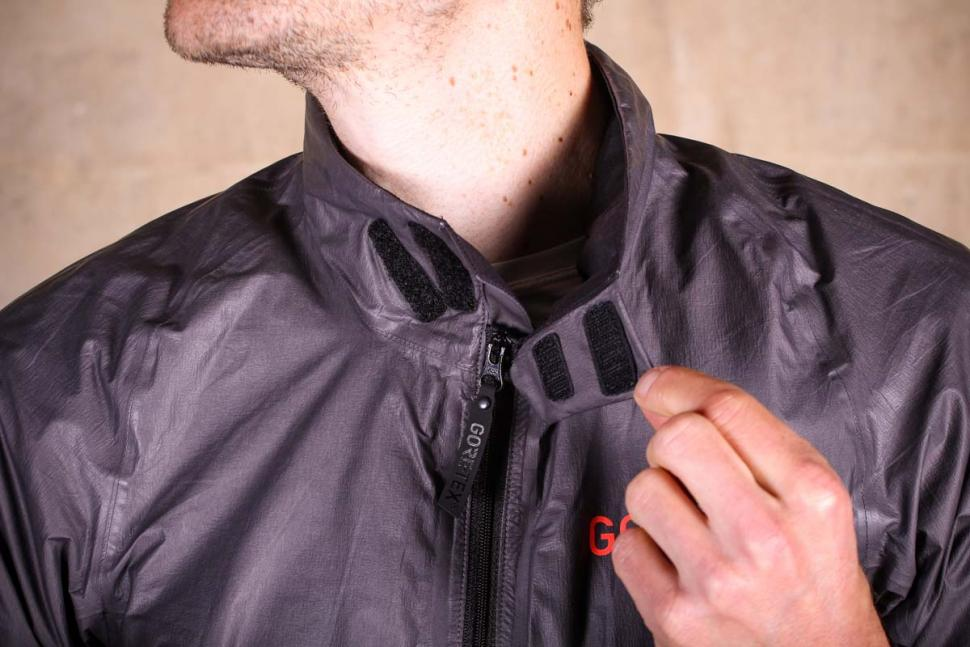 Gore C5 Gore-Tex Shakedry 1985 Insulated Jacket - collar.jpg