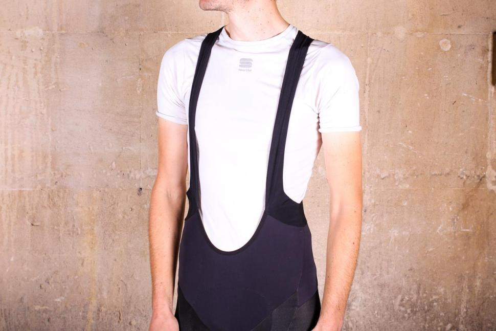 Gore C7 Partial Windstoper Pro Bib Tights - straps front.jpg