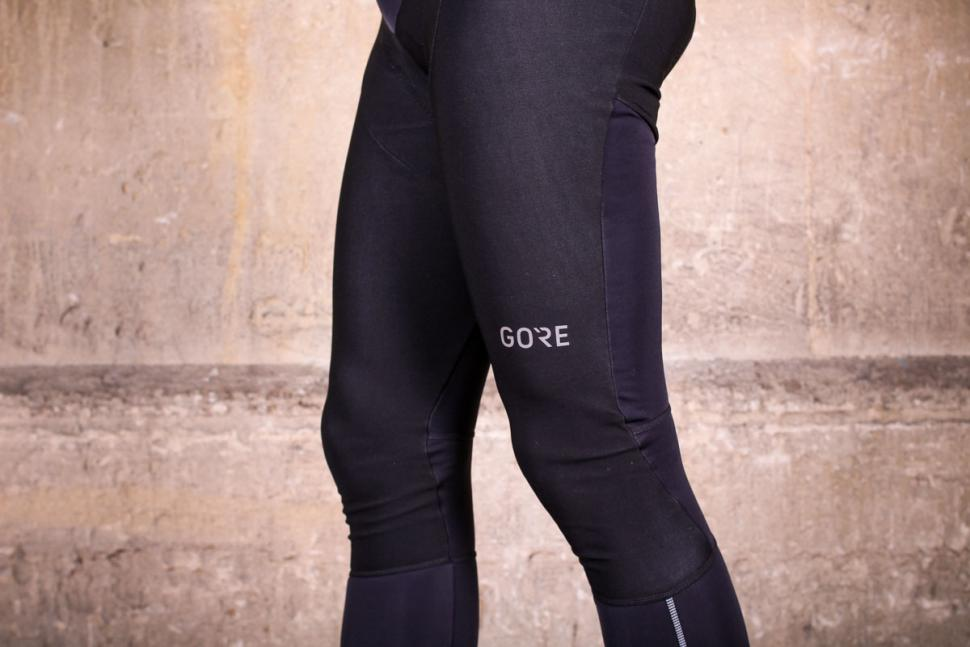 Gore C7 Partial Windstoper Pro Bib Tights - thigh.jpg